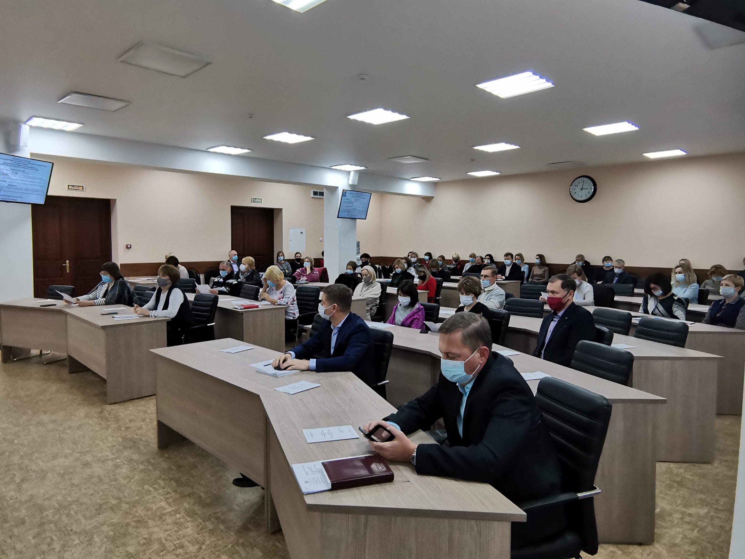 Состоялись публичные слушания по вопросу «О проекте бюджета муниципального образования город Балаково на 2021 год и на плановый период 2022 и 2023 годов»