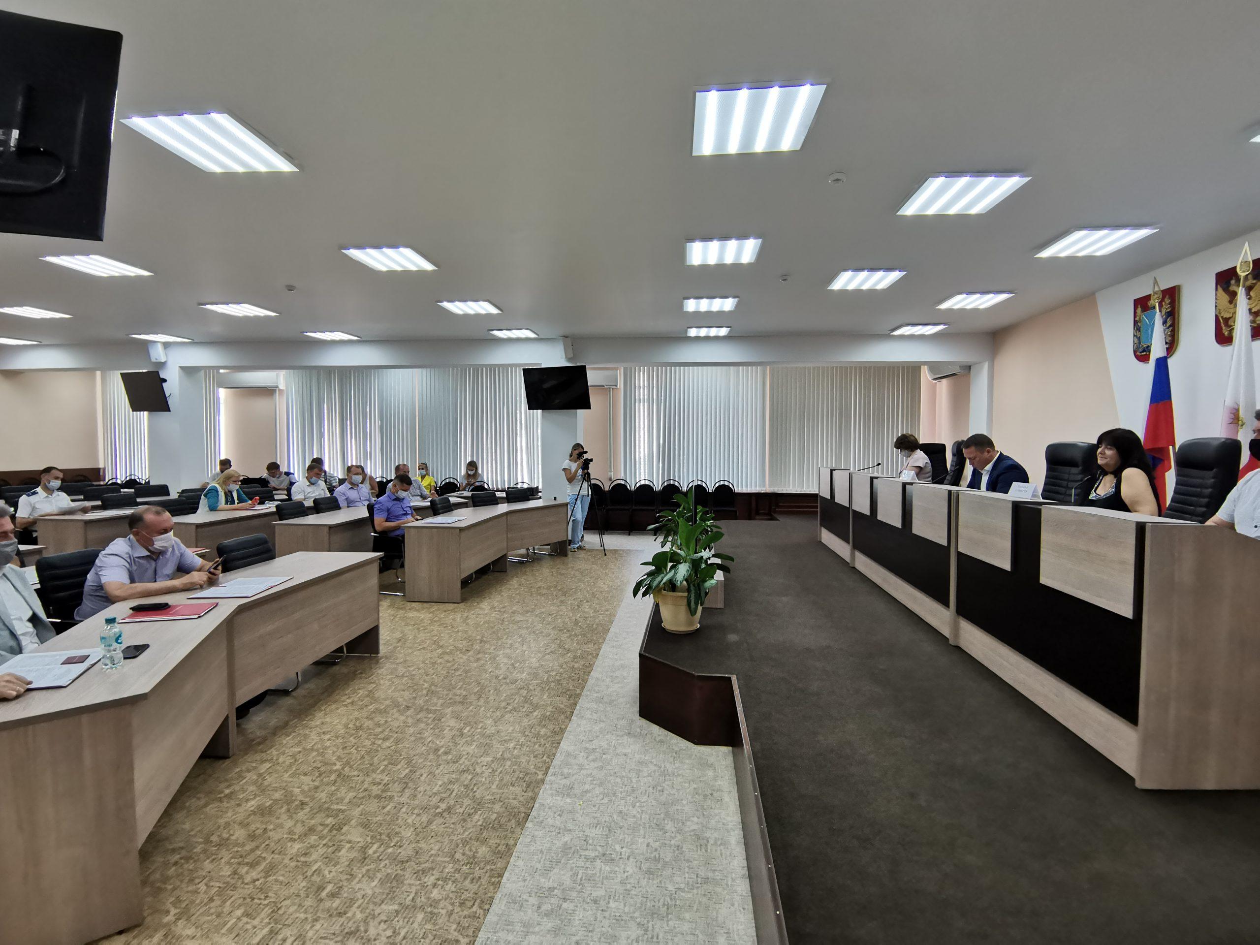 25 июня 2021 года состоялось заседание комитета и Совета МО город Балаково. Депутаты рассмотрели 7 вопросов: