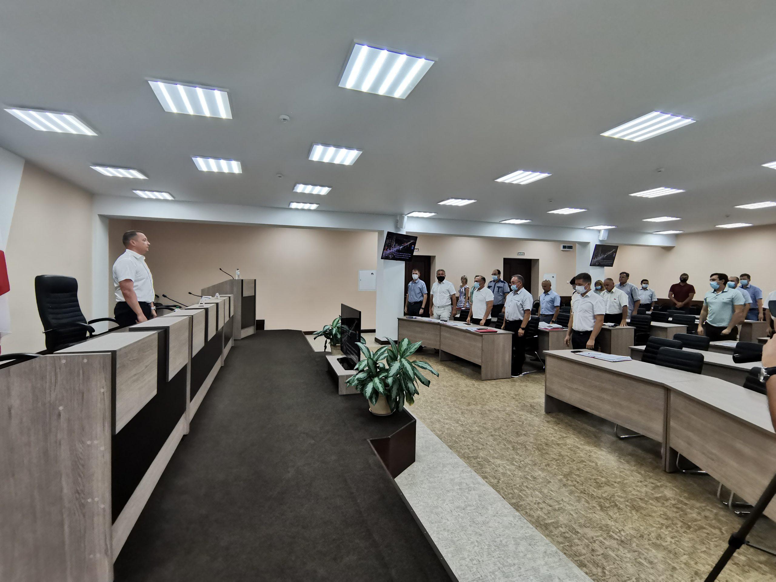 23 июля 2021 года состоялось очередное заседание комитета и Совета муниципального образования город Балаково