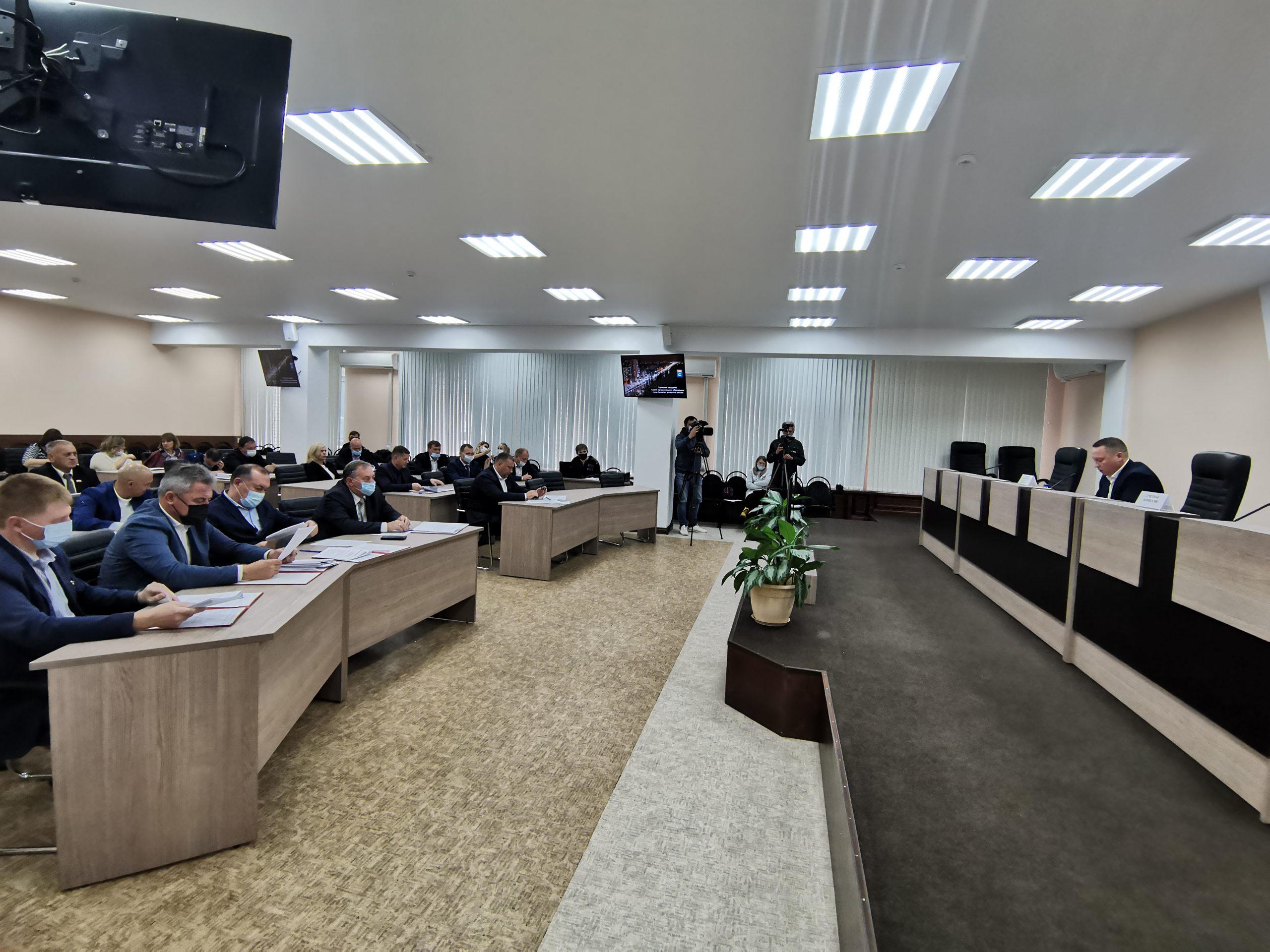 Депутаты рассмотрели вопрос присвоении звания «почетный гражданин города Балаково» Стряпчеву Николаю Лаврентьевичу